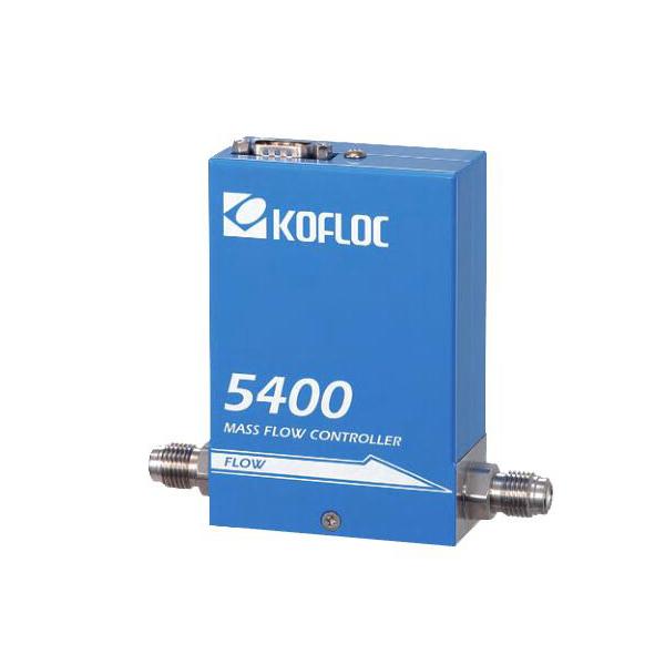 日本KOFLOC 5400系列質量流量控制器/計