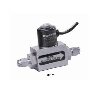 PORTER 質量流量控制閥001型、002型和003A型