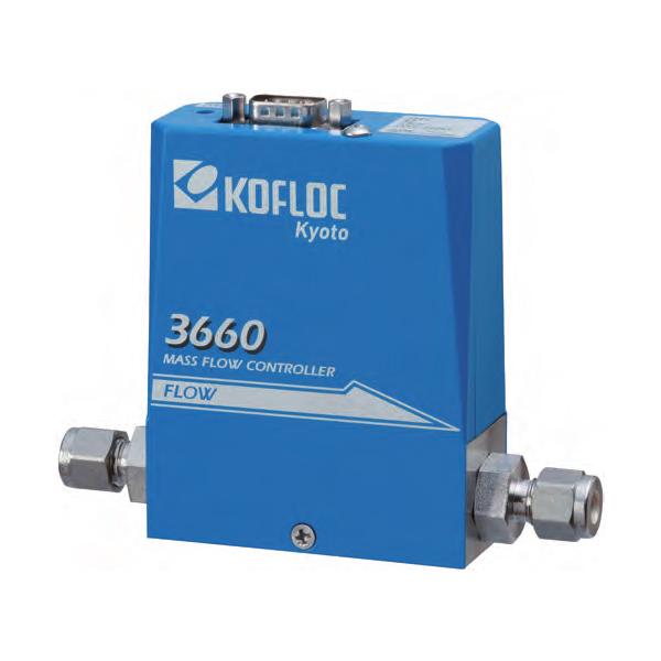 日本KOFLOC 3660系列质量流量控制器